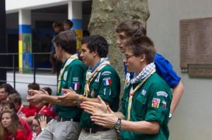 rentrée scoute 13